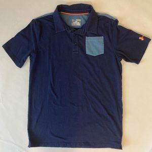 Under Armour boys polo shirt heat gear - XL